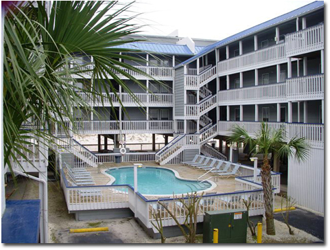 Regatta condominium in Gulf Shores, AL
